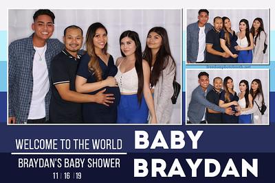 Braydan's Shower 11.16.19