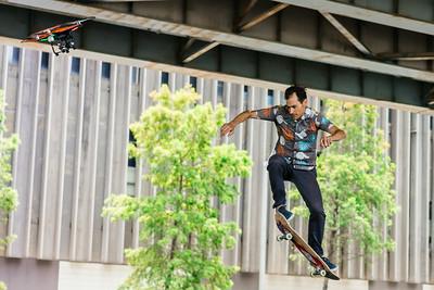 Skate or Fly