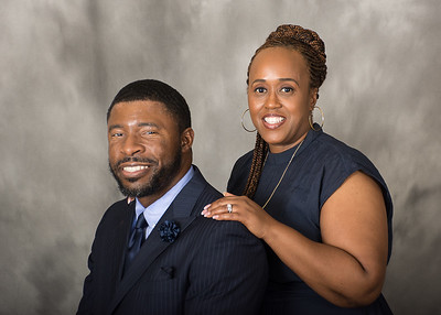 Pastor & First Lady Thompson