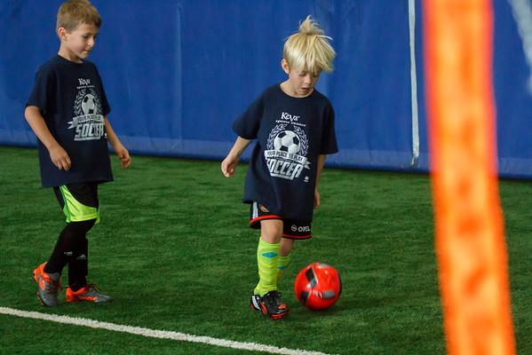 Quinn's Soccer Game