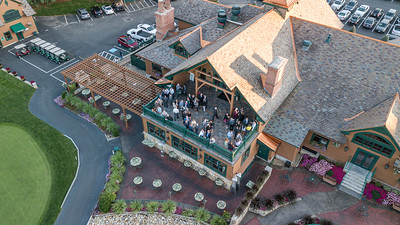 Weddings & aerial portraits