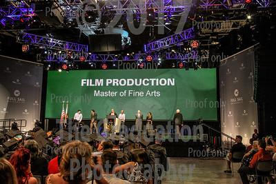 Ceremony One Film Grads Walking June 1st