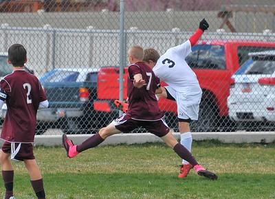 JHS Soph/Fresh Soccer vs Alta 2016