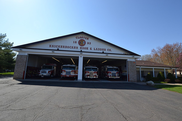 Closter, NJ - Tower Ladder 769