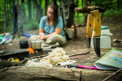 Sylvania Wilderness canoe trip, Aug '14