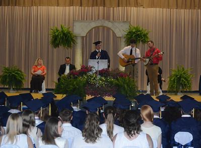 Cloudland High School Graduation 2015