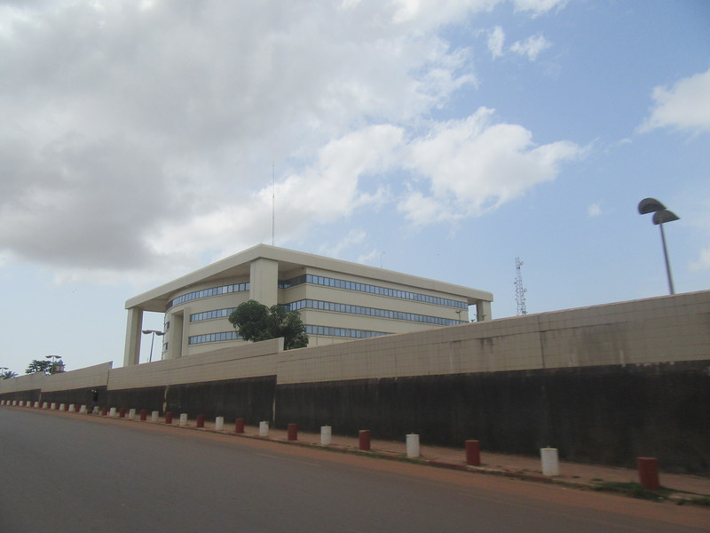 019_Guinea-Bissau. Bissau City. The Central Bank.JPG