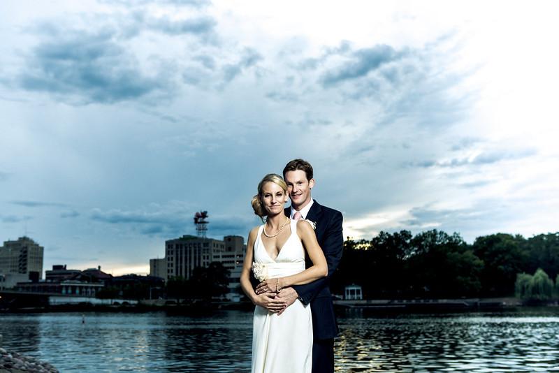 8-18-2012 Christine & Patrick