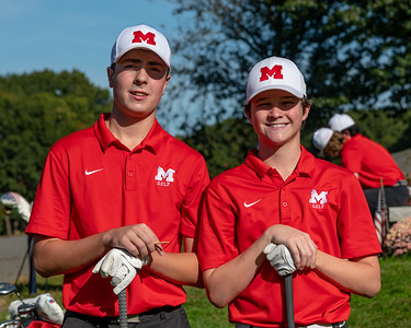 MHS Boys Golf vs Winchester