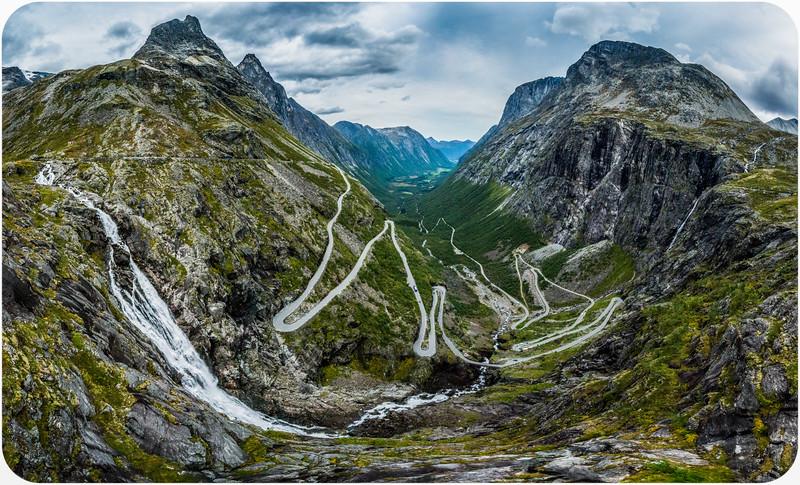 Romsdal & Trolls Path
