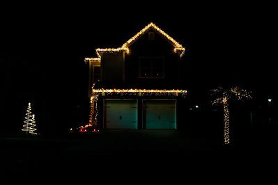 2011-12-4 Christmas Lights and Will