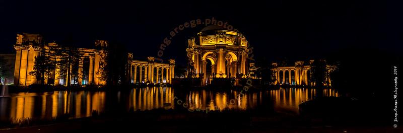 San Francisco's Palace of Fine Arts