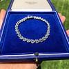 10.50ctw Round Brilliant Diamond Tennis Bracelet 7