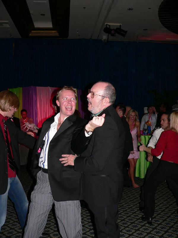 Me & Allen dancing!!!