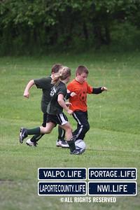 Spring Soccer League (Orange) 2009