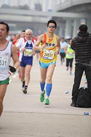 20140216 - Hong Kong Marathon