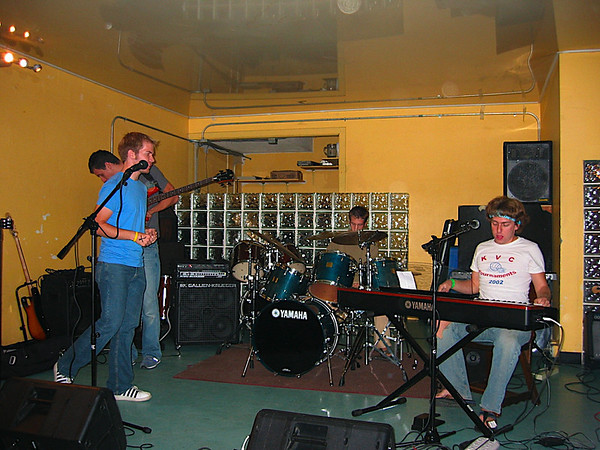 Toby's Band (2005-09-25)