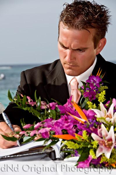 057 Wedding & Dinner - Ceremony Book Signing.jpg