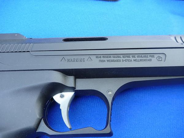 Weihrauch HW40 .177 Pistol