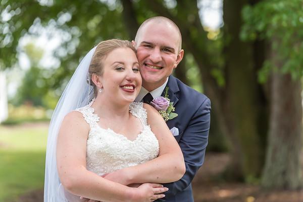 Megan & Bryan: Married
