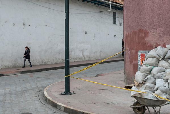 Street Shooting in Cuenca Ecuador