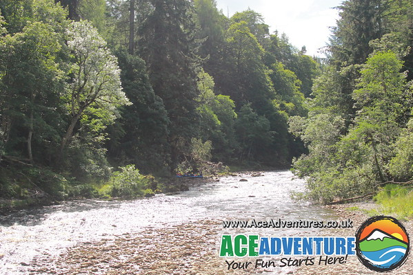 4th Aug 2015 Tubing & Cliff Jumping