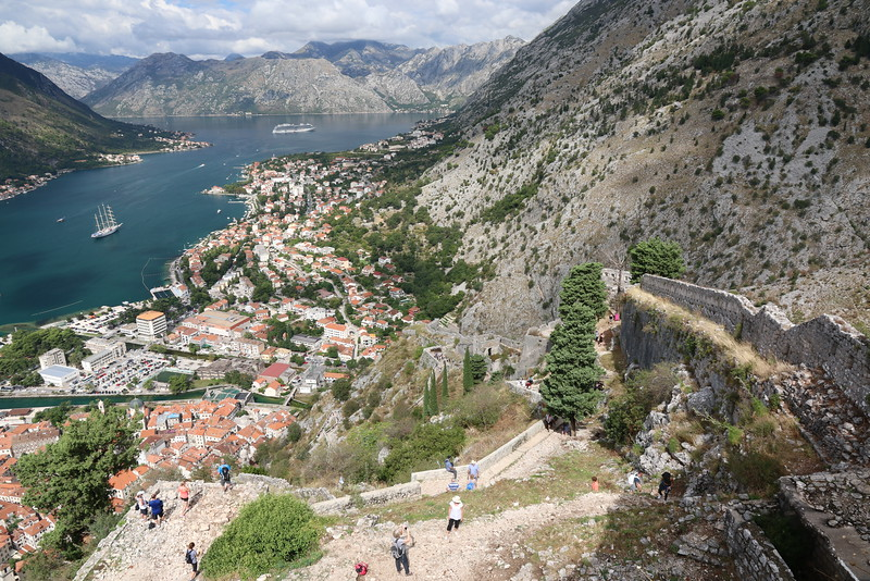 What a view!!  - Kotor, Montenegro