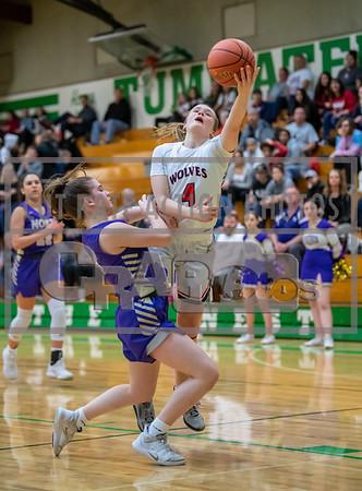 N. Kitsap girls varsity at Black Hills (WIAA 2A Regional Playoff)