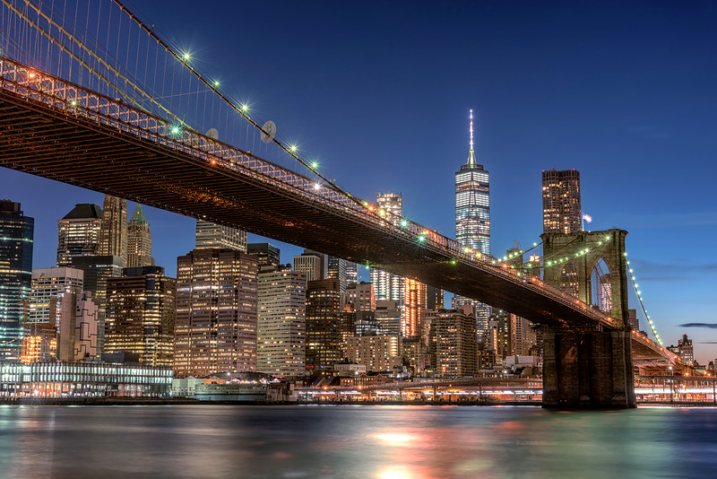 Connecting the Boroughs || New York