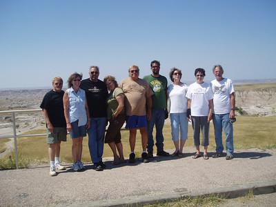 Trip to Sturgis 2007