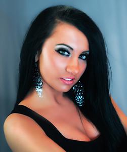 Amina, Professional Modeling Photography