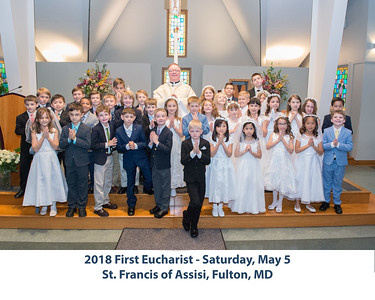 1st Eucharist