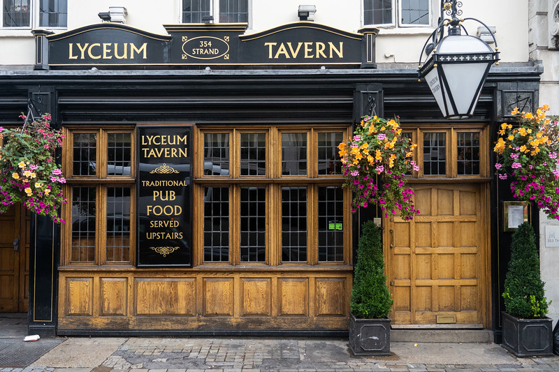 Lyceum Tavern in London