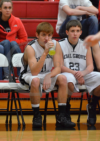 South Point @ Coal Grove BBB 1-8-2013