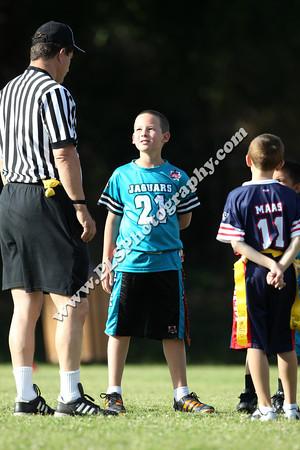 D3 Patriots vs Jaguars 5-3-13