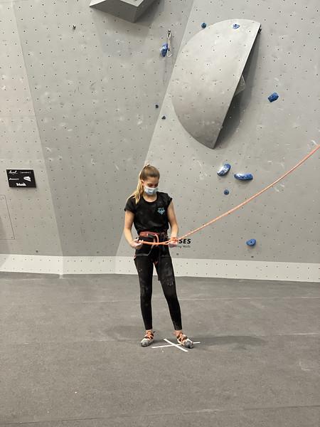 2021 National Climbing Finals - Cera
