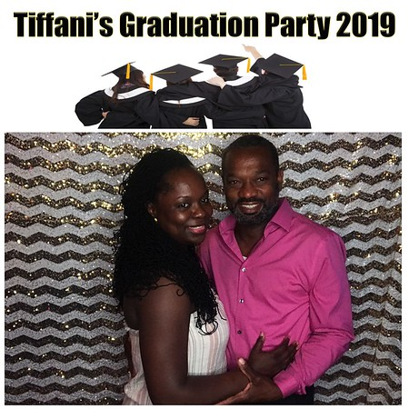 Tiffanis Graduation Party