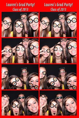 Lauren's Grad Party! 6/15/2013