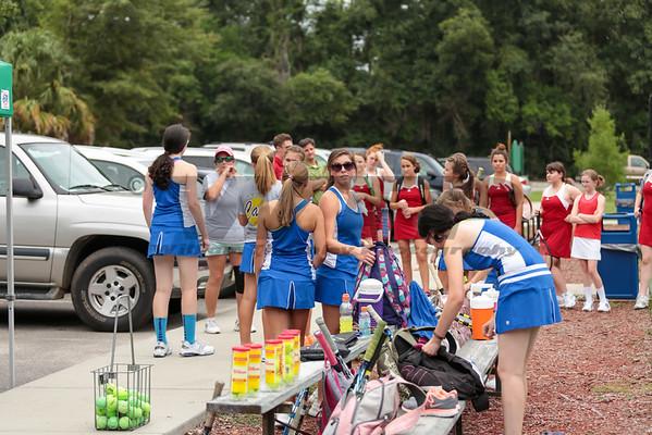 Tennis HHA vs St. Johns 9-9-14