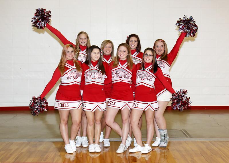 SN MS/HS Cheerleading 15-16