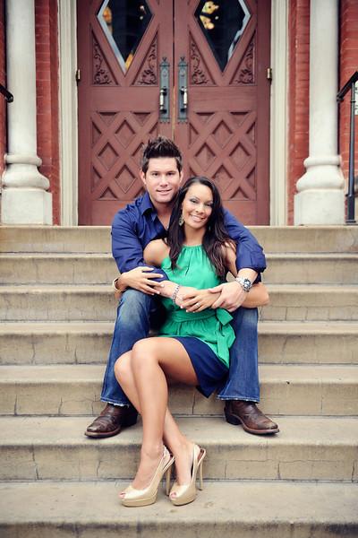 Kristine & Jason's Engagements