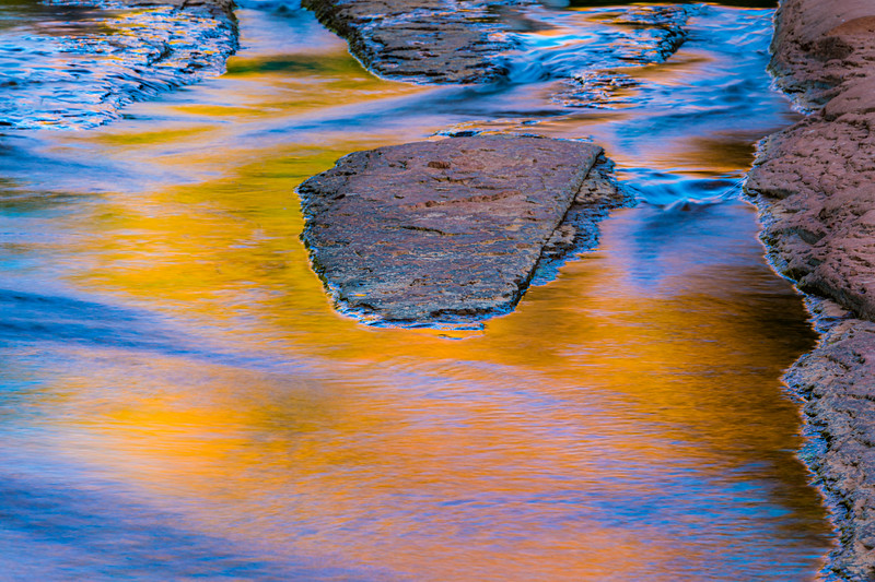 Reflections ar Crescent Moon Ranch
