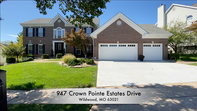 947 Crown Pointe Estates Drive