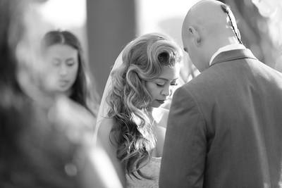 Christina and Papo's Ceremony