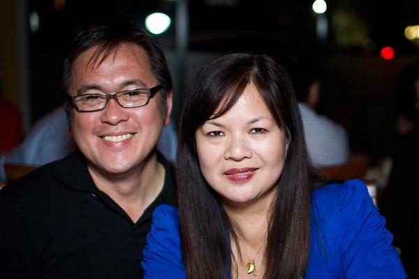 DLSU Get Together at Bistro Luneta