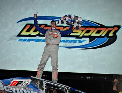 Weedsport Speedway - Icebreaker 50 - 5/20/18 - Jay Fish