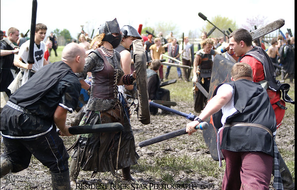 Combat Reenactment