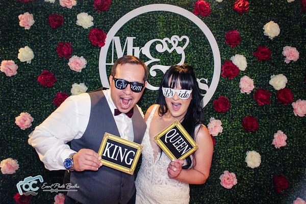 Jessica and Alex Wedding 05/24/21