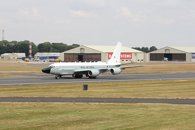 RC-135W Rivet Joint (UK)