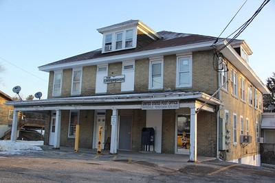 Barnesville Post Office Not Closing, Barnesville (1-24-2013)
